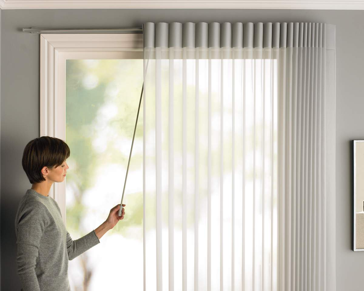 Pay Weekly Vertical Blinds